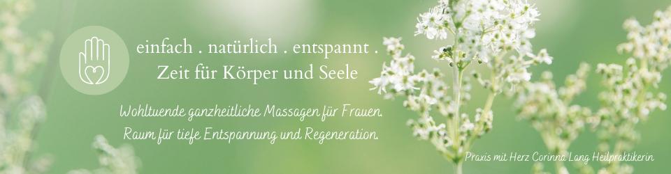 Massage und Entspannung Aschaffenburg